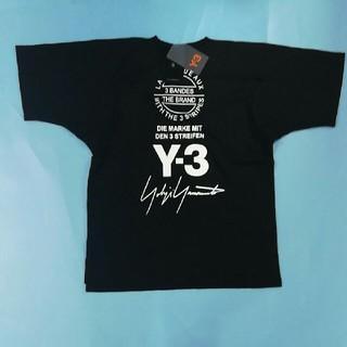 Yohji Yamamoto - Y3 Yohji Yamamoto ヨージヤマモト Tシャツ メンズ 半袖 夏