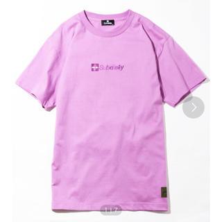 サブサエティ(Subciety)のsubciety (Tシャツ/カットソー(半袖/袖なし))