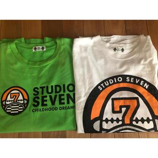 GU - StudioSeven gu Tシャツ