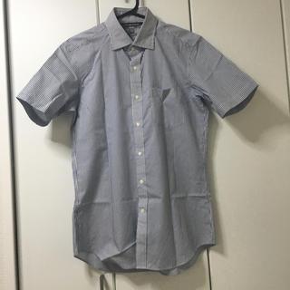 UNIQLO - ユニクロ スリムフィット 半袖シャツ