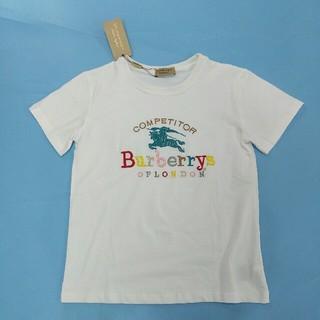 バーバリー(BURBERRY)のバーバリー 半袖Tシャツ レディース 夏コーデ 新品(Tシャツ(半袖/袖なし))