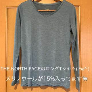 THE NORTH FACE長袖トップス