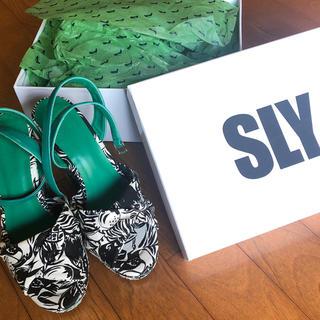 スライ(SLY)の新品☆SLY☆サンダル(サンダル)
