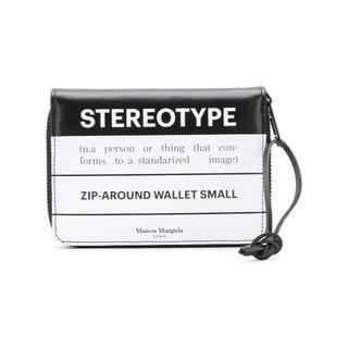 マルタンマルジェラ(Maison Martin Margiela)のMAISON MARGIELA STEREOTYPE CARDS WALLET(折り財布)