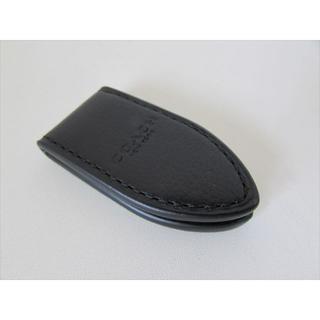 コーチ(COACH)のCOACH Leather Money Clip F11456(マネークリップ)