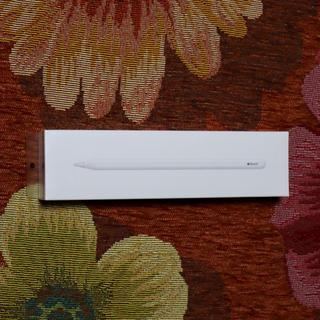 アップル(Apple)のapple pencil 第二世代 2世代(PC周辺機器)