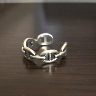 ホーセンブッシュ 風 リング メンズ(リング(指輪))