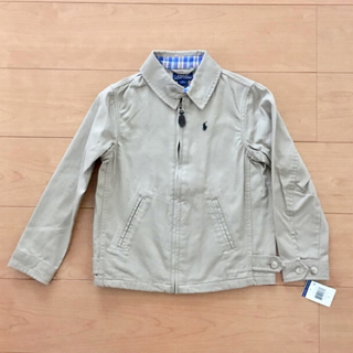 ラルフローレン(Ralph Lauren)の新品 タグ付き ラルフローレン ジャケット 120cm(ジャケット/上着)