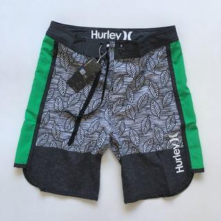 【在庫処分】新品 Hurley サーフパンツ 水着 サーフショーツ メンズ