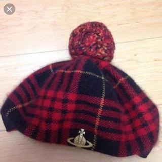 ヴィヴィアンウエストウッド(Vivienne Westwood)のvivienne westwood*ベレー帽(ハンチング/ベレー帽)