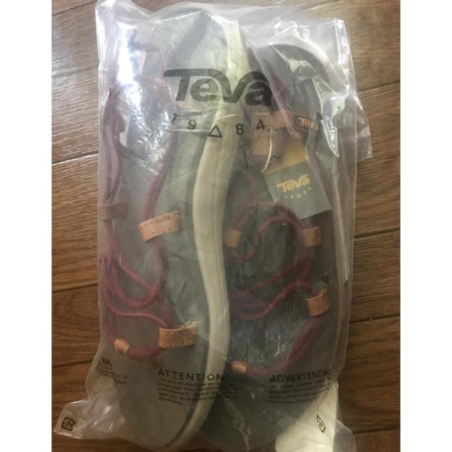 Teva(テバ)のTeva voya infinity テバ インフィニティ 25新品 期間限定! レディースの靴/シューズ(サンダル)の商品写真