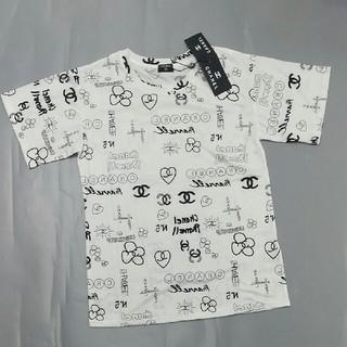 シャネル(CHANEL)のCHANEL    シャネル Tシャツ 男女通用 オシャレ 美品 (Tシャツ/カットソー(半袖/袖なし))