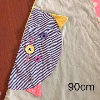 ベルメゾン(ベルメゾン)の猫ワンピース    90cm(ワンピース)