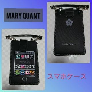 MARY QUANT - MARY QUANT スマホケース