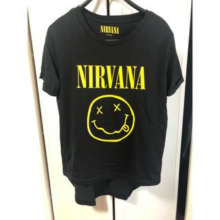 GU - Nirvana Tシャツ