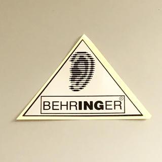 BEHRINGER ベーリンガー ステッカー