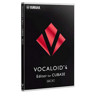 ヤマハ - YAMAHA ヤマハ VOCALOID4 Editor for Cubase