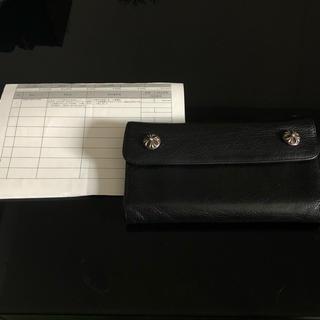 クロムハーツ(Chrome Hearts)のChrome Hearts WAVE wallet RINKAN購入(長財布)