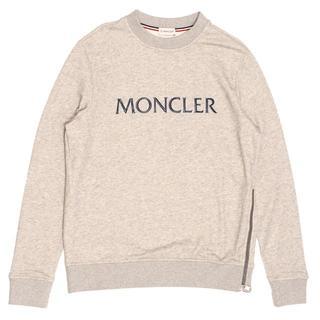 モンクレール(MONCLER)の新品SALE!MONCLER スウェット グレー ★(スウェット)