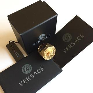 VERSACE - 新品 VERSACE 八角形リング