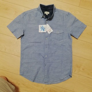ナノユニバース(nano・universe)のナノ・ユニバース半袖シャツ 新品未使用(シャツ)