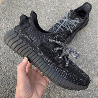 adidas - YEEZY BOOST 350 V2 Static Black