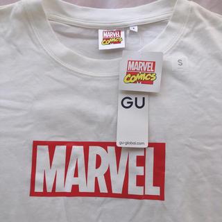 GU - GU MARVELコラボTシャツ 新品タグ付き