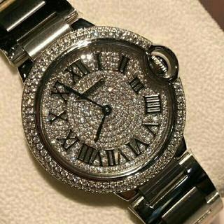 Cartier - カルティエ レディース 腕時計 33mm
