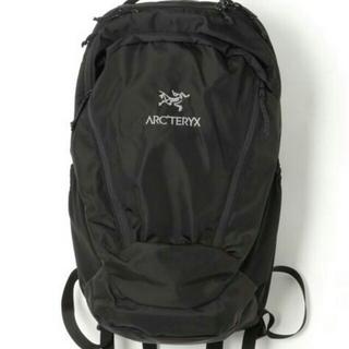 アークテリクス(ARC'TERYX)の新品未使用  高品質   ARCTERYX リュック ブラック 26L(バッグパック/リュック)