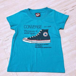 コンバース(CONVERSE)のゆみっち様専用 コンバース Tシャツ 100(Tシャツ/カットソー)