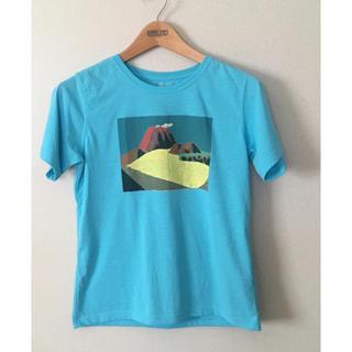 モンベル(mont bell)のモンベル レディース ウィックロンTシャツ/M(Tシャツ(半袖/袖なし))