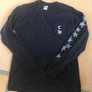 クロムハーツ(Chrome Hearts)のクロムハーツ 長袖tシャツ L(Tシャツ/カットソー(七分/長袖))