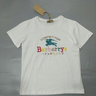 バーバリー(BURBERRY)のBurberry レディース Tシャツ 19ss夏コーデ 新品(Tシャツ(半袖/袖なし))