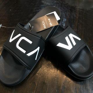ルーカ(RVCA)の新品 27cm RVCA ルーカ べナッシサンダル ビーサン シャワーサンダル(サンダル)