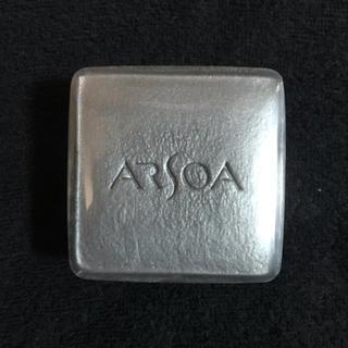 アルソア(ARSOA)のアルソアクイーンシルバー 135g(洗顔料)