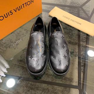 ルイヴィトン(LOUIS VUITTON)のLOUIS VUITTON 牛革 メンズ ビジネスシューズ(ドレス/ビジネス)