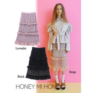 Honey mi Honey - ハニーミーハニー★レーススカート