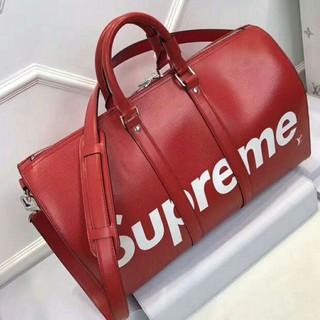 シュプリーム(Supreme)のsupreme x   LOUIS VUITTON 旅行バッグ(ショルダーバッグ)
