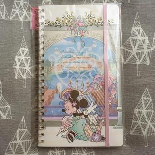 ミニーマウス(ミニーマウス)のミニー ノート 東京ディズニーシー限定(ノート/メモ帳/ふせん)