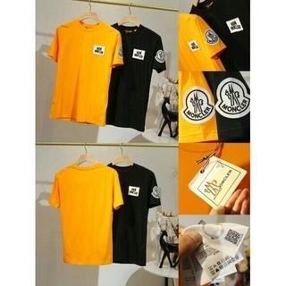 MONCLER 2色 メンズTシャツ 半袖 カジュアル