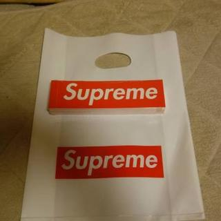 シュプリーム(Supreme)のsupreme box ステッカー 100枚セット(その他)