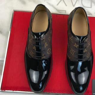 ルイヴィトン(LOUIS VUITTON)のLOUIS VUITTON ルイヴィトン メンズ 靴 41(ドレス/ビジネス)