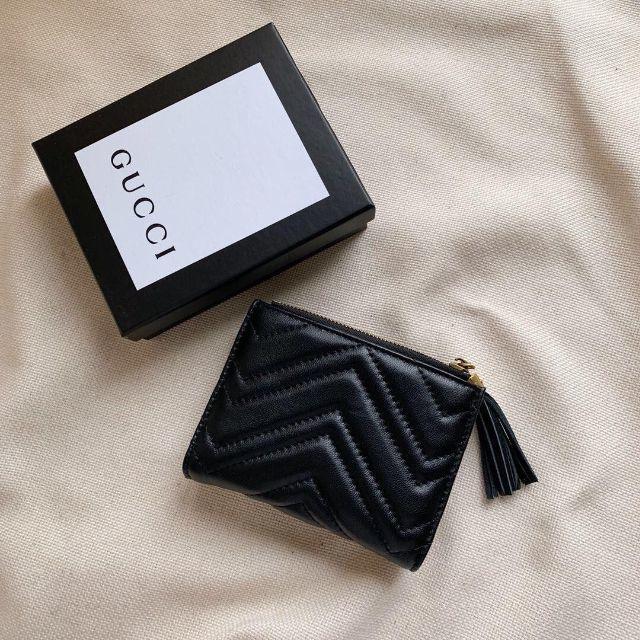 Gucci(グッチ)のグッチ GUCCI 名刺入れ レディースのファッション小物(名刺入れ/定期入れ)の商品写真