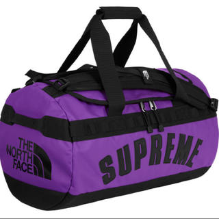 Supreme - Arc Logo Base Camp Duffle Bag 紫
