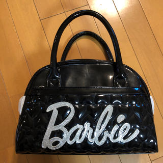 Barbie - バービー Barbie エナメル バッグ USED品
