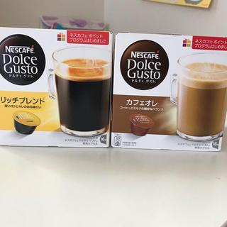 Nestle - ネスカフェ ドルチェグスト 2点セット