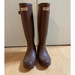 ハンター(HUNTER)のHUNTER レインブーツ 23センチ(レインブーツ/長靴)