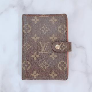 ルイヴィトン(LOUIS VUITTON)のルイ ヴィトン 手帳カバー(その他)