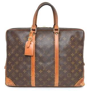 ルイヴィトン(LOUIS VUITTON)のルイヴィトン♡PDV 書類鞄・ブリーフケース・ビジネスバッグ♡モノグラムレザー(ビジネスバッグ)