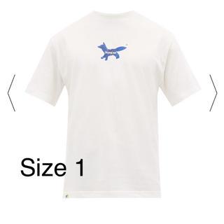 メゾンキツネ(MAISON KITSUNE')のAder Error × Maison Kitsune T-Shirt(Tシャツ/カットソー(半袖/袖なし))